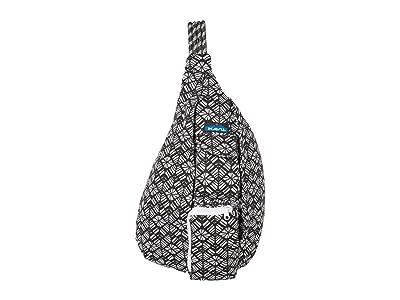 KAVU Rope Bag (Static Rhombus) Bags