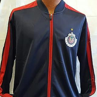 New! Chivas de Guadalajara Navy Red Adult Jacket XLarge