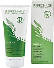product image for Gentle Face Cleanser & Makeup Remover - Sensitive Skin All Natural & Organic Formula - Soap-Free Facial Cleanser Cream to Wash & Moisturize Face & Eye Area - Repechage Hydra 4, 6 fl oz