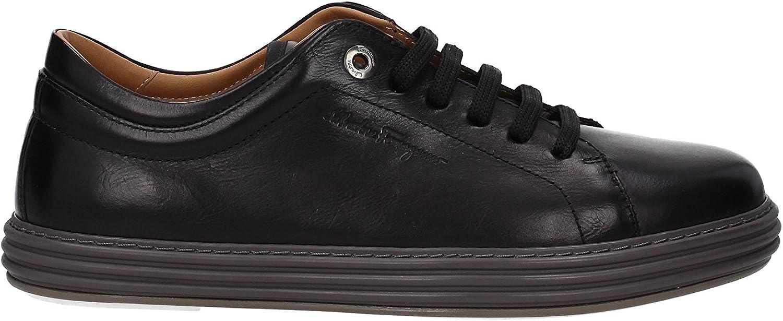 Salvatore Ferragamo Sneakers Newport Herren - Leder (NEWPORT06777) EU B07D9RF3M4  | Exquisite (mittlere) Verarbeitung