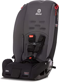 Diono 2020 Radian 3R, 3-in-1 Convertible, 10 Years 1 Car Seat, Slim Fit Design, Fits 3 Across, Gray Slate
