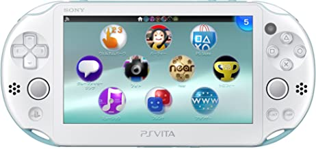 $369 » PlayStation Vita Wi-Fi Light blue/White PCH-2000ZA14(Japan Import)