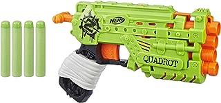 (One Size) - Nerf Zombie Strike Quadrot Set