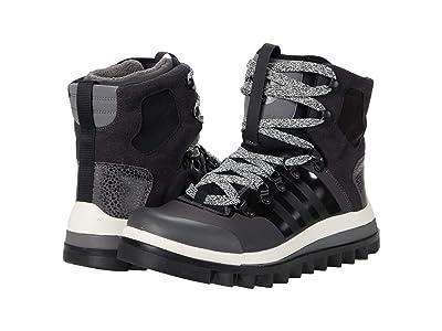 adidas by Stella McCartney Eulampis Boot (Black/Black/Granite) Women