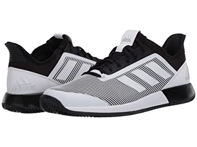 adidas Defiant Bounce 2 (Core Black/Footwear White/Core Black) Men