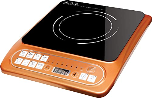 discount ALWAYS FRESH 2817 : Copper 8 in 1 multi function outlet sale cooking Induction cooktop, discount 1500 W outlet online sale