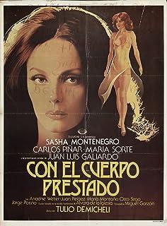 Con El Cuerpo Prestado 1983 Authentic 27.5