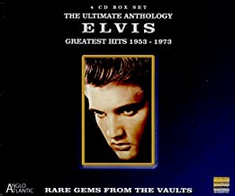 Elvis  The Ultimate Anthology  Rare Gems from the Vaults 1953-1973