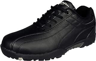 レザックス LEZAX メンズ ゴルフ シューズ US athlete ユーエスアスリート ゴルフ スパイクレス USSH-5551 ブラック