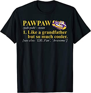 LSU Tigers They Call Me Pawpaw T-Shirt - Apparel