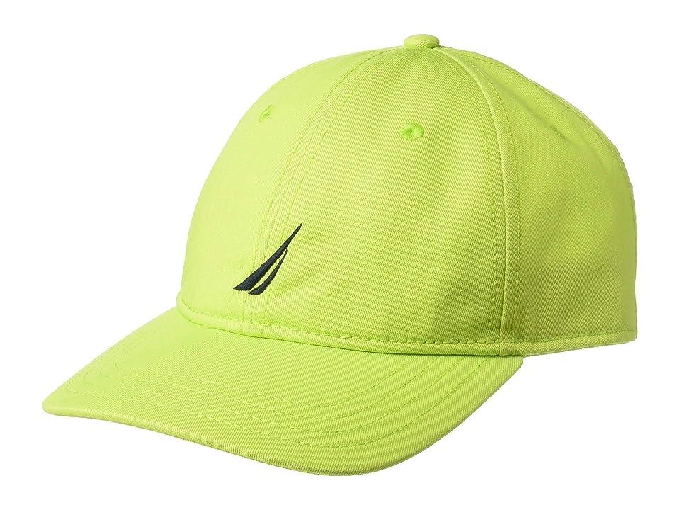 Nautica J Class 6 Panel Baseball Cap (Mist Green) Baseball Caps