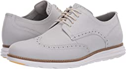 Harbor Mist Nubuck/Nimbus Cloud