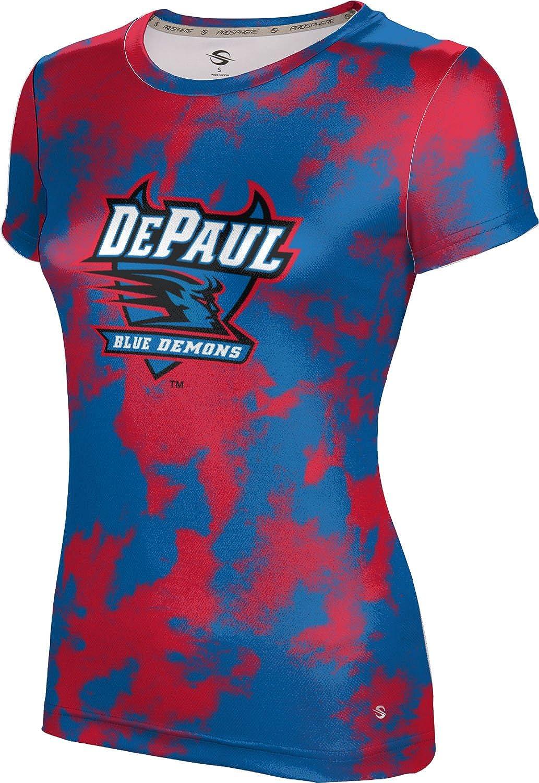 ProSphere DePaul University Girls' Performance T-Shirt (Grunge)