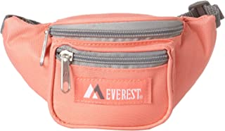 Signature Waist Pack - Junior, Coral, One Size
