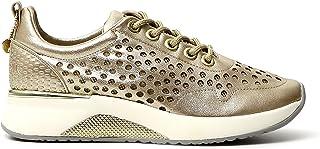 96fe3c99 CAFe NOIR Zapatos Mujer Casual Sneakers Cafenoir Da910 Negro 38