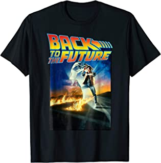 back to the future kids shirt