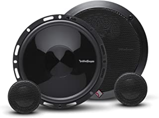 "Rockford Fosgate P165-SE Punch 6.5"" 2-Way Component Speaker System with External Crossover (Pair)"