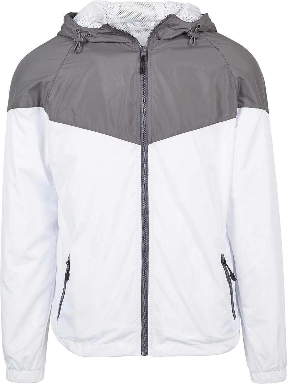 Urban Classics - TECH Windbreaker Jacket Topics on TV Direct sale of manufacturer Windrunner