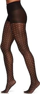 Berkshire Women's 2 Tone Sheer Dots Control Top Pantyhose