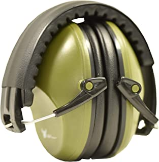 Earmuff Hearing Protection with Low Profile Passive...