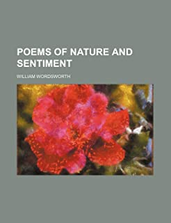 Poems of Nature and Sentiment
