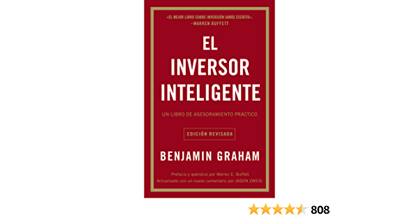 El Inversor Inteligente Un Libro De Asesoramiento Practico Spanish Edition Ebook Graham Benjamin Amazon Nl Kindle Store