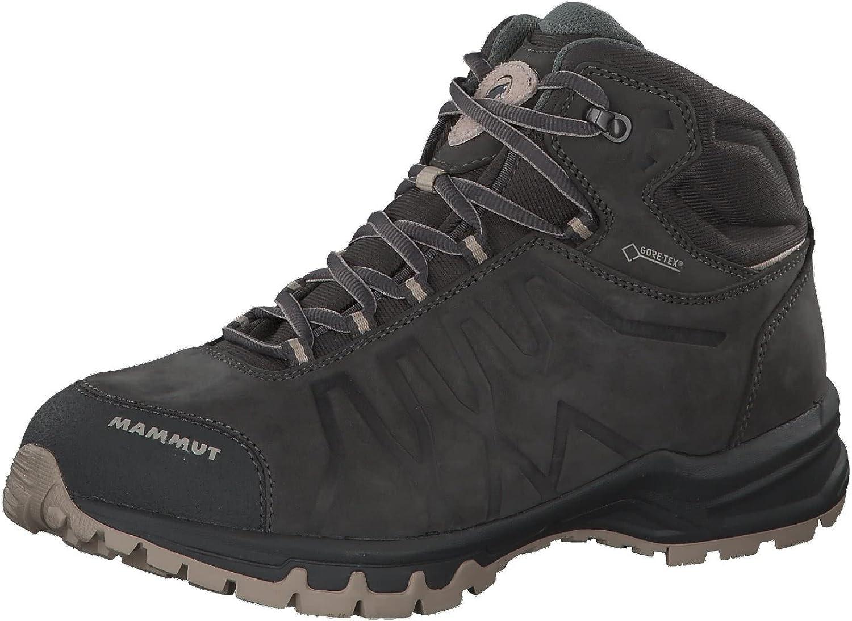 Mammut Mens High Rise Hiking Boots