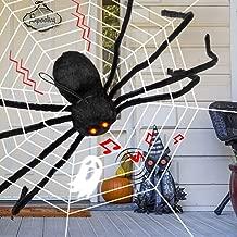 halloween spider web machine