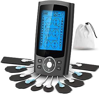 Electro Estimuladores Musculares, Mini Masajeador Y Estimulador, Gimnasia Pasiva, Parches Electroestimulador, Electroestimulador Digital Muscular, Tens Ems Electroestimulador, Electrodos Para Tens