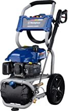 Westinghouse WPX2800 Gas Powered Pressure Washer with Soap Injection - 2800 PSI 2.3 GPM - One Gallon Reservoir - 25' SUPR-...