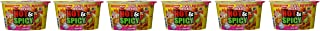 Nissin Hot & Spicy Shrimp Bowl - 6 Pack