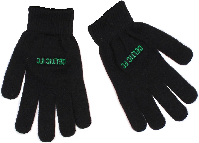 Celtic F.C Knitted Gloves