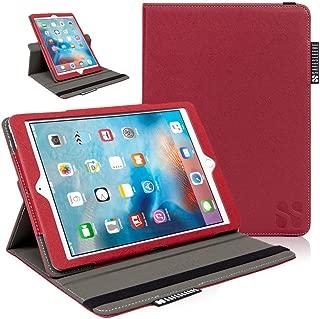 SafeSleeve iPad EMF Radiation Blocking Case Tablet Case for iPad 5th Gen, iPad Air, iPad Air 2 and iPad Pro 9.7 - Red