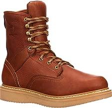 "Georgia Boot Men's 8"" Wedge Work Boot"