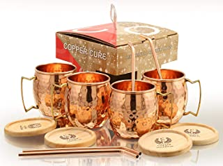 Best solid copper mugs Reviews