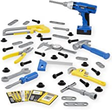 Just Like Home Workshop 45-Piece Power Tool Set