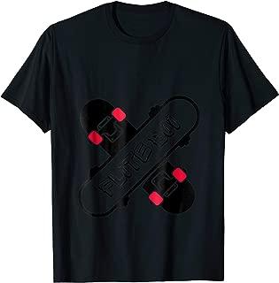 Skateboard X Skate T-Shirt