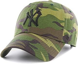 '47 Brand Adjustable Cap - MLB New York Yankees Wood camo