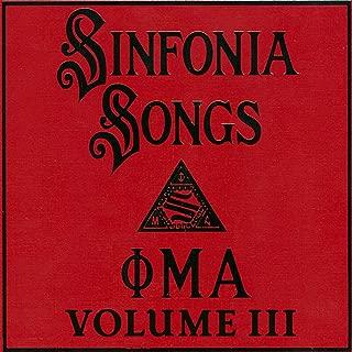 Sinfonia Songs Recordings, Volume III