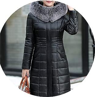 Winter Jacket Women White Duck Down Jackets Warm Coat Thick Parka