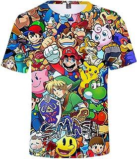 CamisetasPolos Camisas esCamisetas Y Amazon Bros Mario WrBdeCxo
