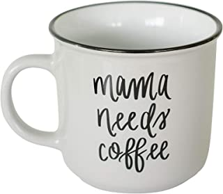 Sweet Water Decor Mama Needs Coffee Mug Mom Fuel Mug Gift For New Moms Encouragement Mommy Mamas Wife Mom Boss Funny Mug For Moms Microwavable Womens Sassy Quotes Bosses Mothers Presents Girlboss