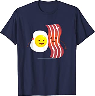 Bacon And Eggs T-Shirt | Best Breakfast Brunch Friends Tee