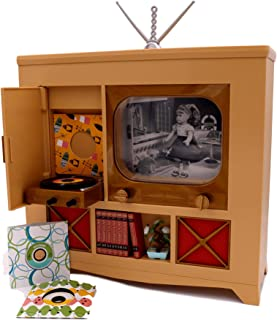 american girl tv console