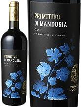 プリミティーヴォ・ディ・マンドゥーリア 2019 ポッジョ・レ・ヴォルピ 赤 ※ヴィンテージが異なる場合があります。