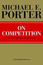 On Competition (Harvard Business Review Book)