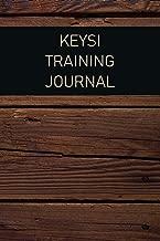 Keysi Training Journal: For training session notes