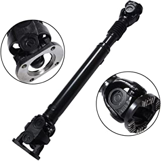 Front Drive Shaft Prop Shaft Assembly Fit For 2003-2013 Dodge Ram 2500 3500 Diesel Auto Transmission Replaces OE# 52123326AB