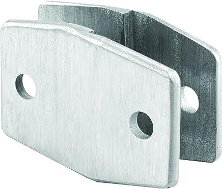 Box Corner 36mm Edge Length Stainless Steel Satin Finish