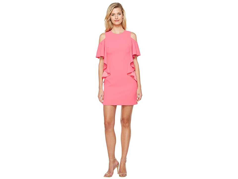 Trina Turk Lambada Dress (Pink Swizzle) Women